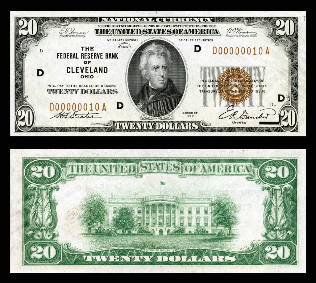 Fake $100 Bill Template and United States Twenty Dollar Bill Wikipedia