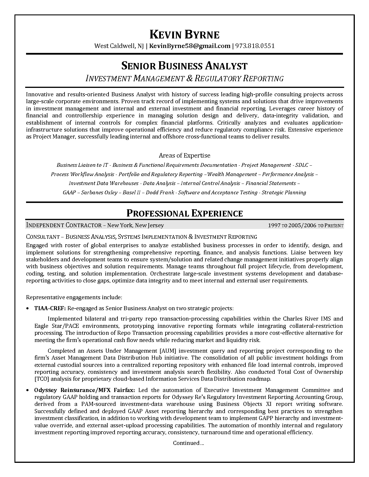 Financial Analysis Report Samples and Business or Systems Analyst Resume Template Premium Resume Samples