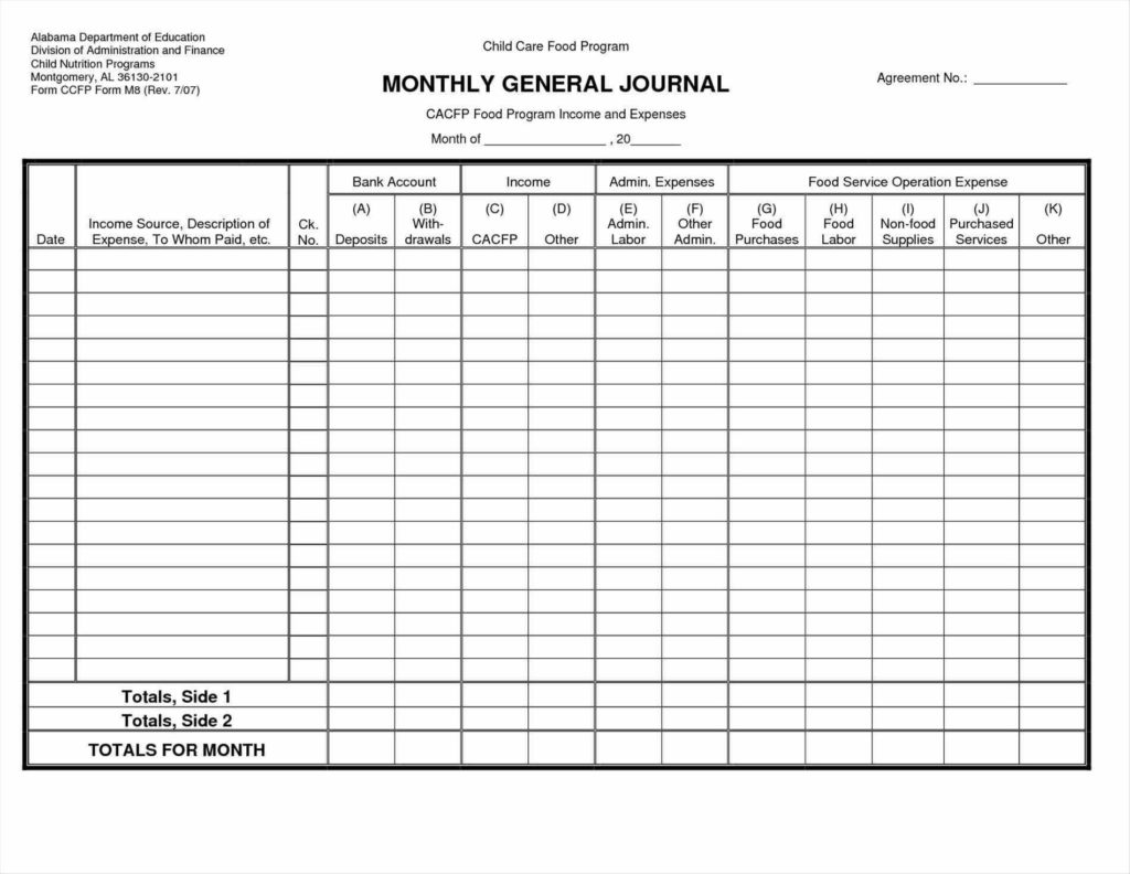 Financial Statement for Small Business Template and Sheet Template In E Expense Spreadsheet Template Doc Proforma