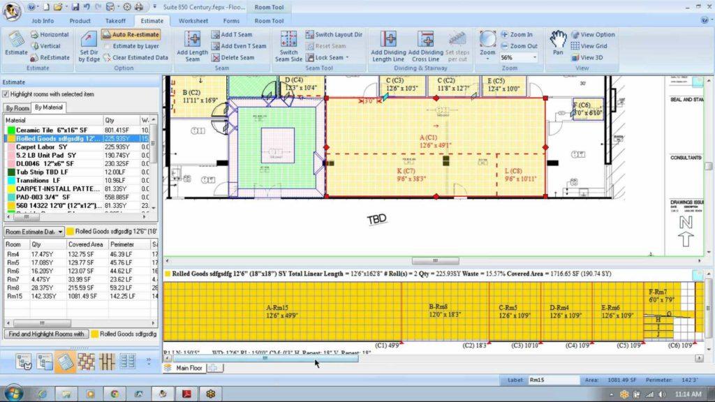Flooring Estimate Template and Flooring Estimate Images Brucall