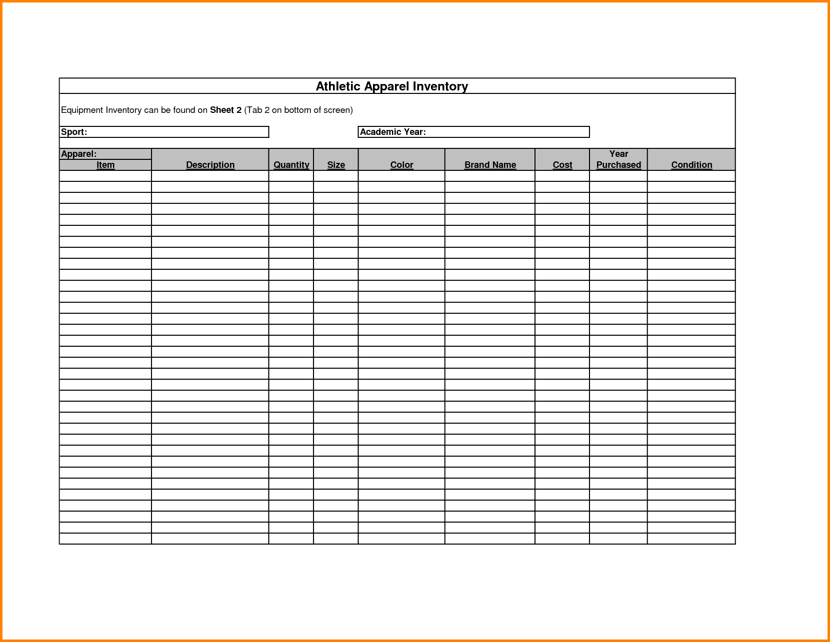 Free Excel Inventory Management Template and Free Excel Spreadsheets Templates Excel Spreadsheets Templates