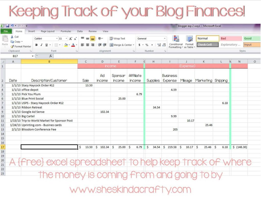 Free Excel Spreadsheets for Small Business and In E and Expense Spreadsheet Template Excel Laobingkaisuo