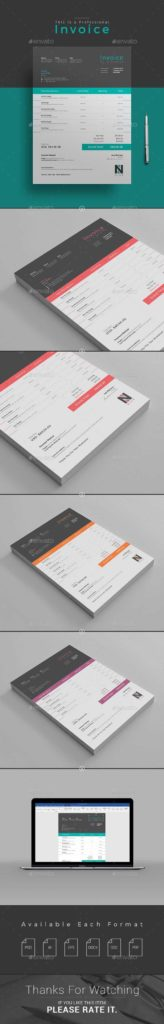 Free Roofing Invoice Template and Best 25 Invoice Template Ideas On Pinterest Invoice Layout
