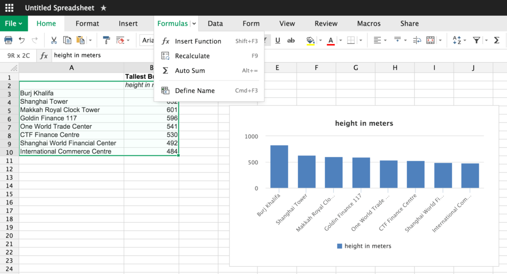 Google Spreadsheet Crm and From Visicalc to Google Sheets the 12 Best Spreadsheet Apps