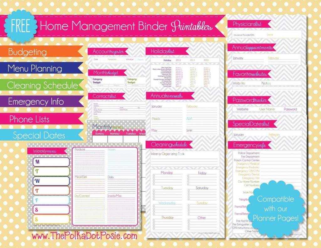Home Finance Bill organizer Template and where there is Love there is Life Oh How I Love A Good Planner