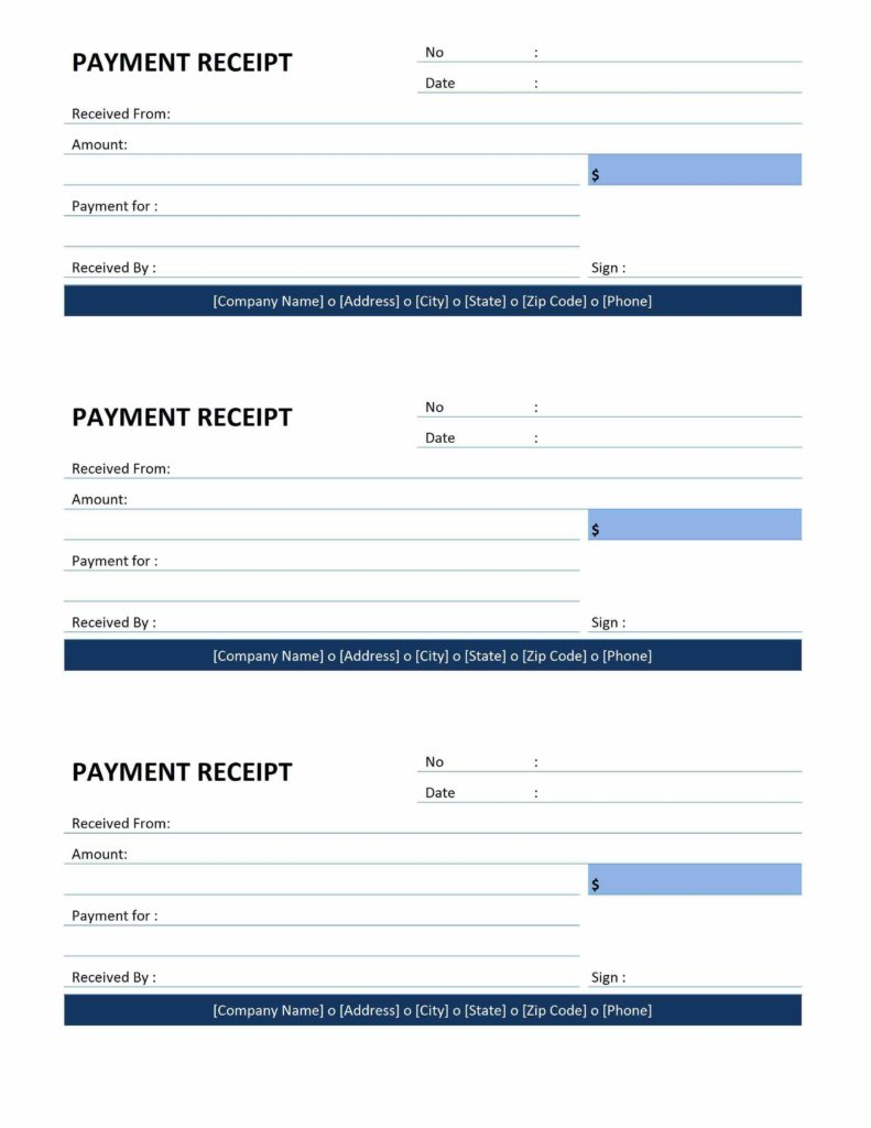 Invoice Template for Cleaning Services and Receipt Freewordtemplates