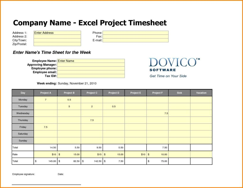Invoice Tracking Spreadsheet Template and Timesheet Examples Free Invoice Template Receipt Template Intended