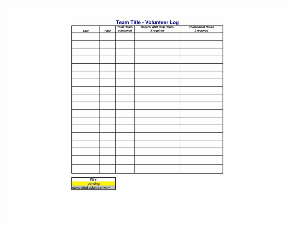 Job Worksheet Pdf and Volunteer Munity Service Log Sheet Template Hours Log Sheet