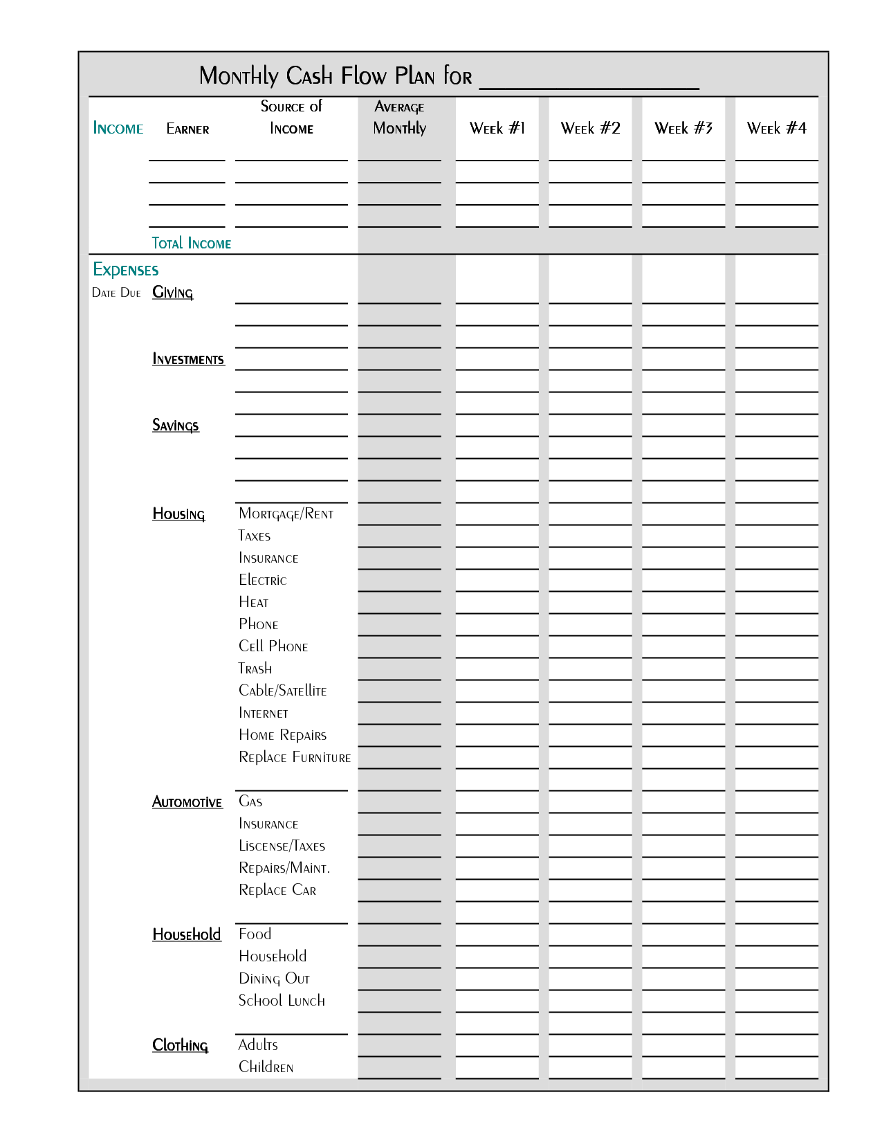 Keeping A Budget Worksheet and Free Printable Bud Worksheet Template Tips Ideas