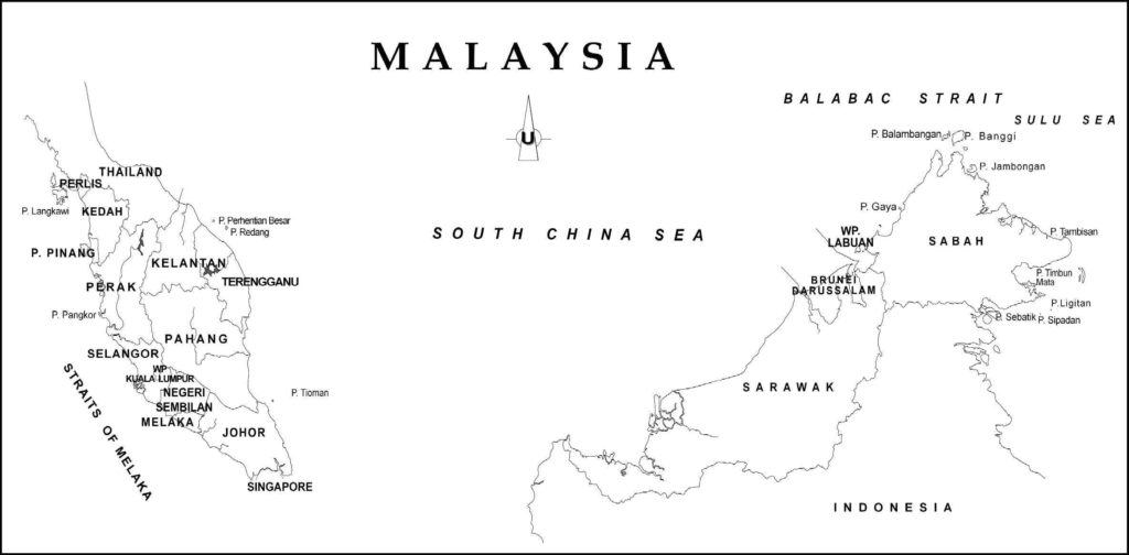 Land Survey Report Template and Malaysia Csdila Icon