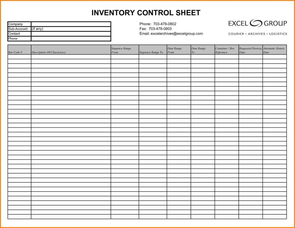 Linen Inventory Spreadsheet and Hotel Inventory Spreadsheet Empeve Spreadsheet Templates