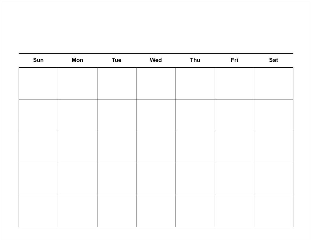 Monthly Employee Work Schedule Template Excel and Free Monthly Blank Calendar Template Printable Pdf Word Excel Notes