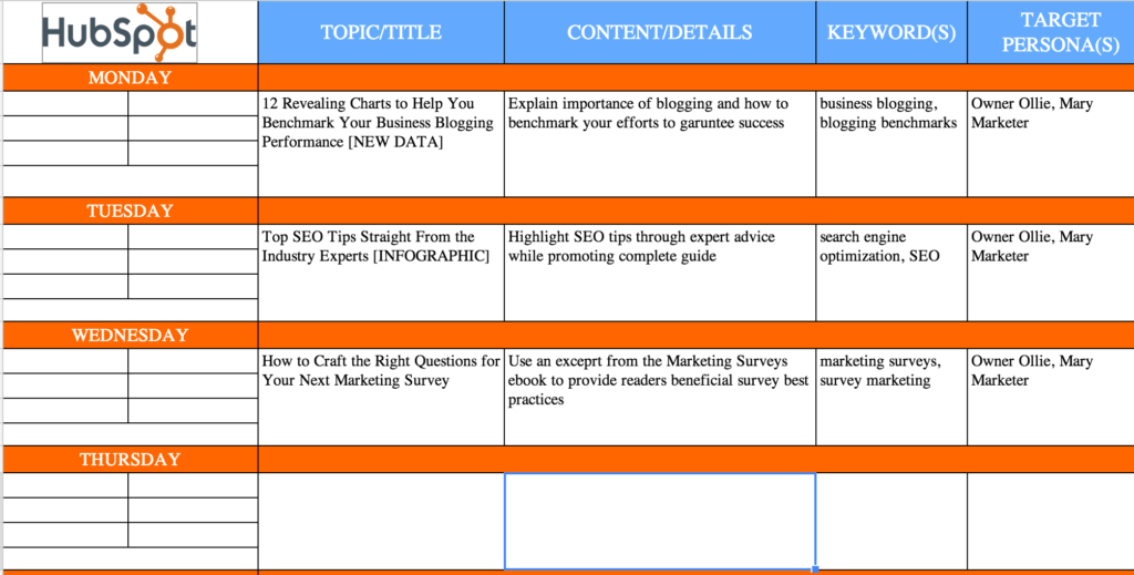 Monthly social Media Report Template and the Plete Guide to Choosing A Content Calendar