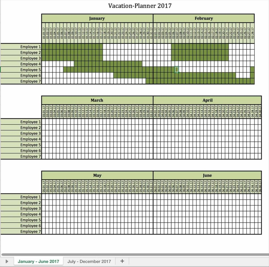 Monthly Work Schedule Template Excel and Monthly Employee Work Schedule Template Excel Schedule Maker