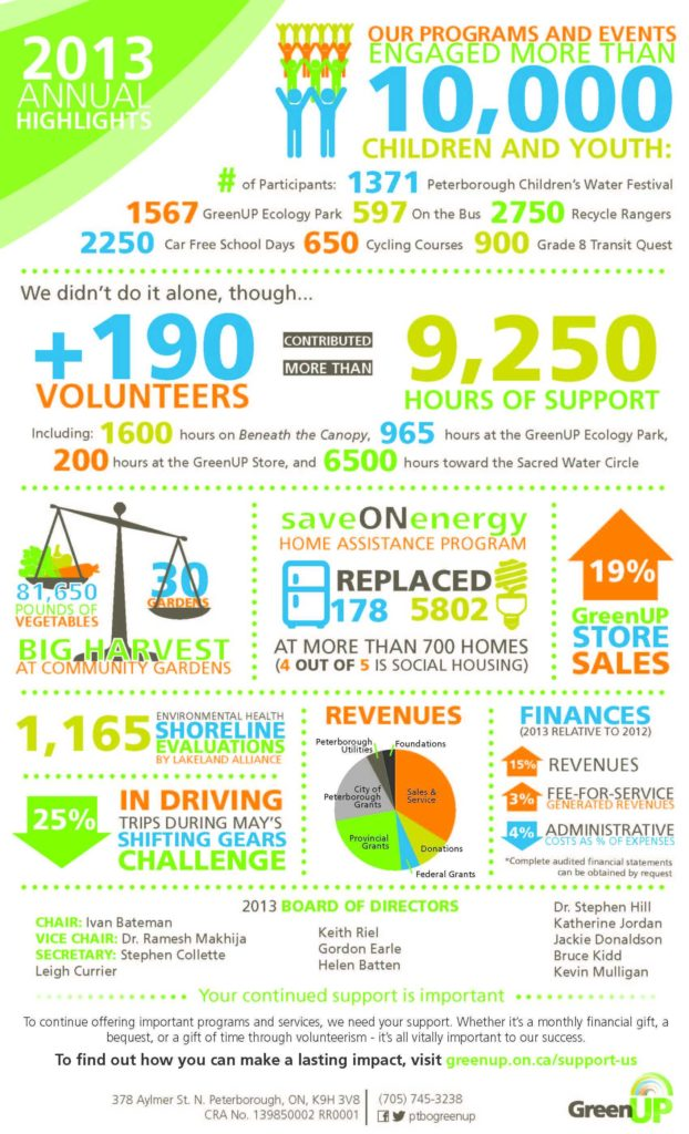 Non Profit Financial Statements Template and How This Nonprofit Created A Game Changing Annual Report