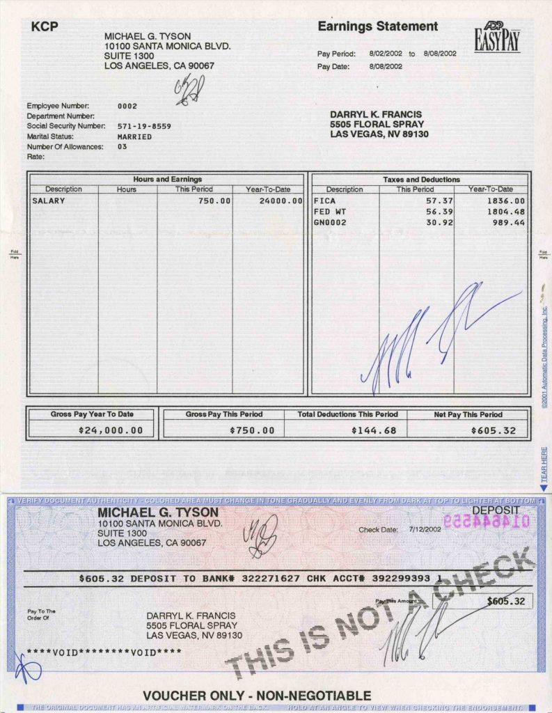 Payroll Statement Template and for University Case Sample Payroll Statement Template Of Personal