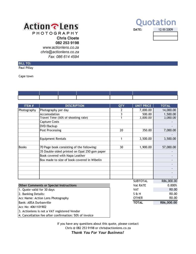 Pharmacy Bill Template and Retail Invoice Template Rabitah