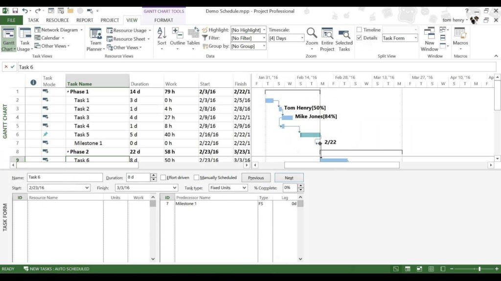 Resource Capacity Planning Spreadsheet and Resource Planning with Microsoft Project Youtube