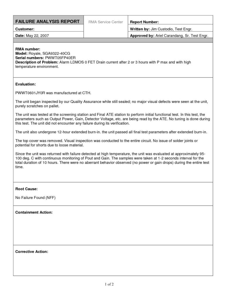 Sample Data Analysis Report and Data Analysis Report Template Sample Helloalive In Data Analysis