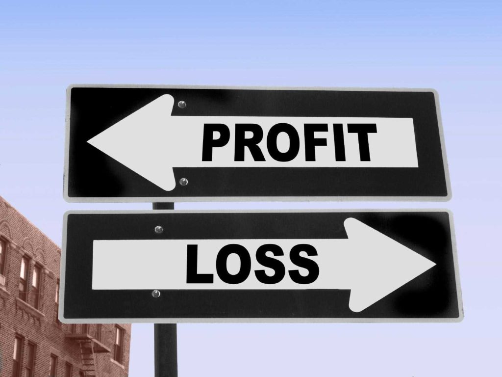 Sample Profit & Loss Statement for Small Business and Profit and Loss Statement Capturing Small Business In E Paychex