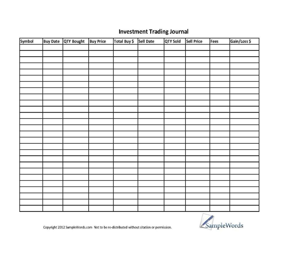 Sample Travel Expense Policy and Report Printable forms Templates Samples