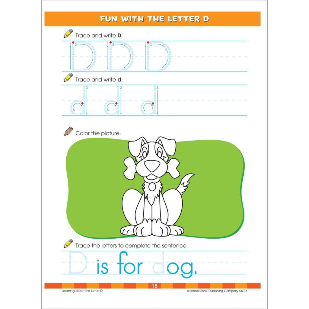 Save Water Worksheets for Kindergarten and Big Kindergarten Workbook Ages 5 6