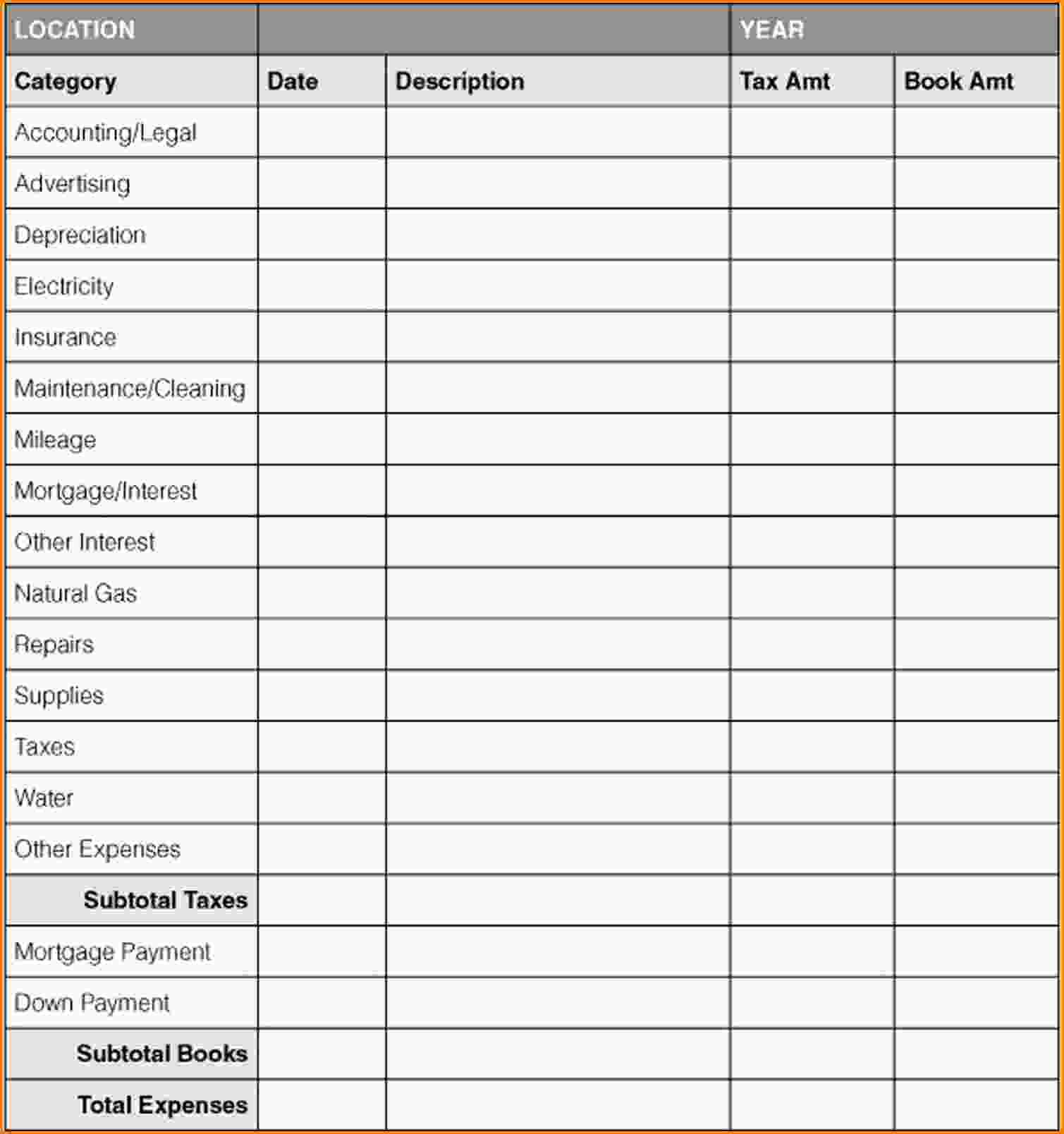 Simple Accounting Spreadsheet for Small Business and Microsoft Excel Accounting Templates Accounting