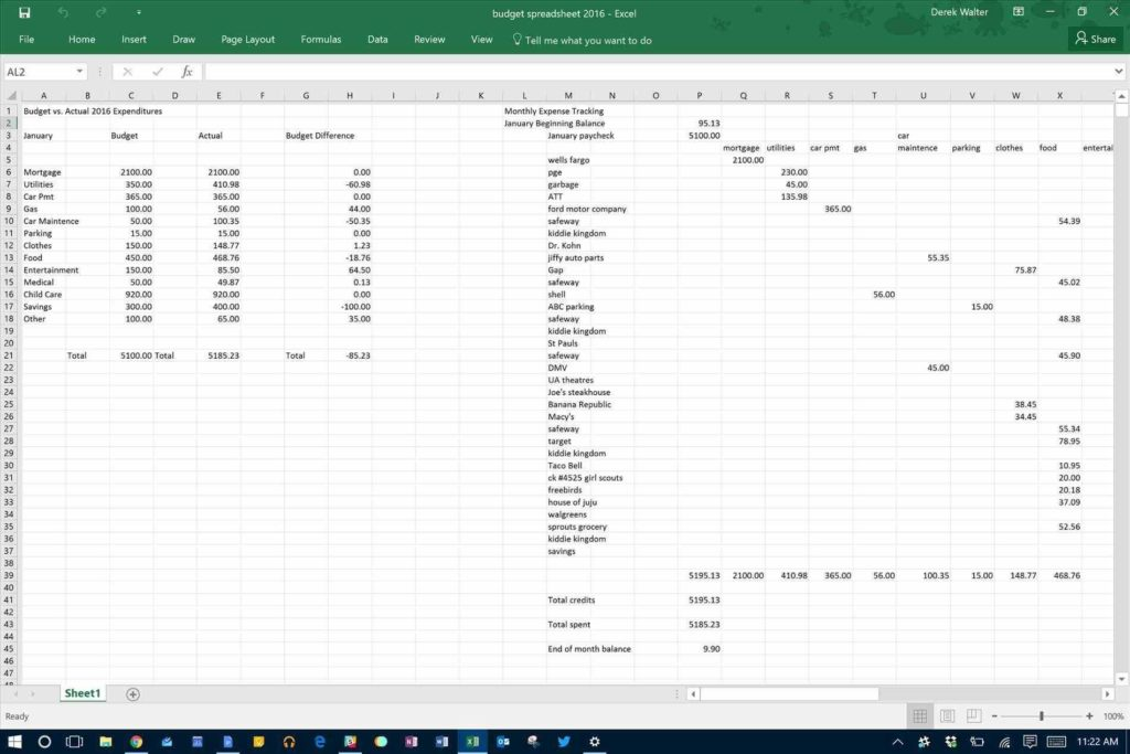 Small Business Tax Spreadsheet and Tax Spreadsheet Spreadsheet for Photographers Small Business