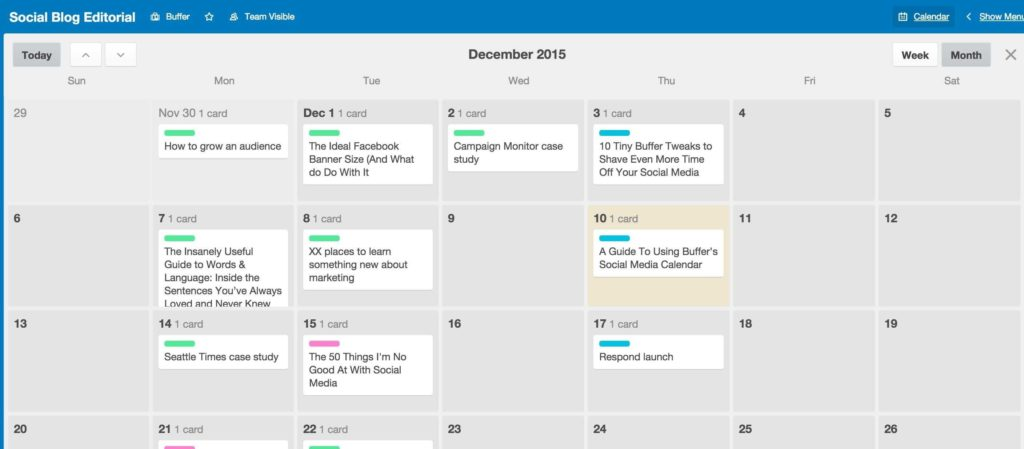 Social Media Analytics Spreadsheet and the Ultimate Guide to Creating Your social Media Calendar
