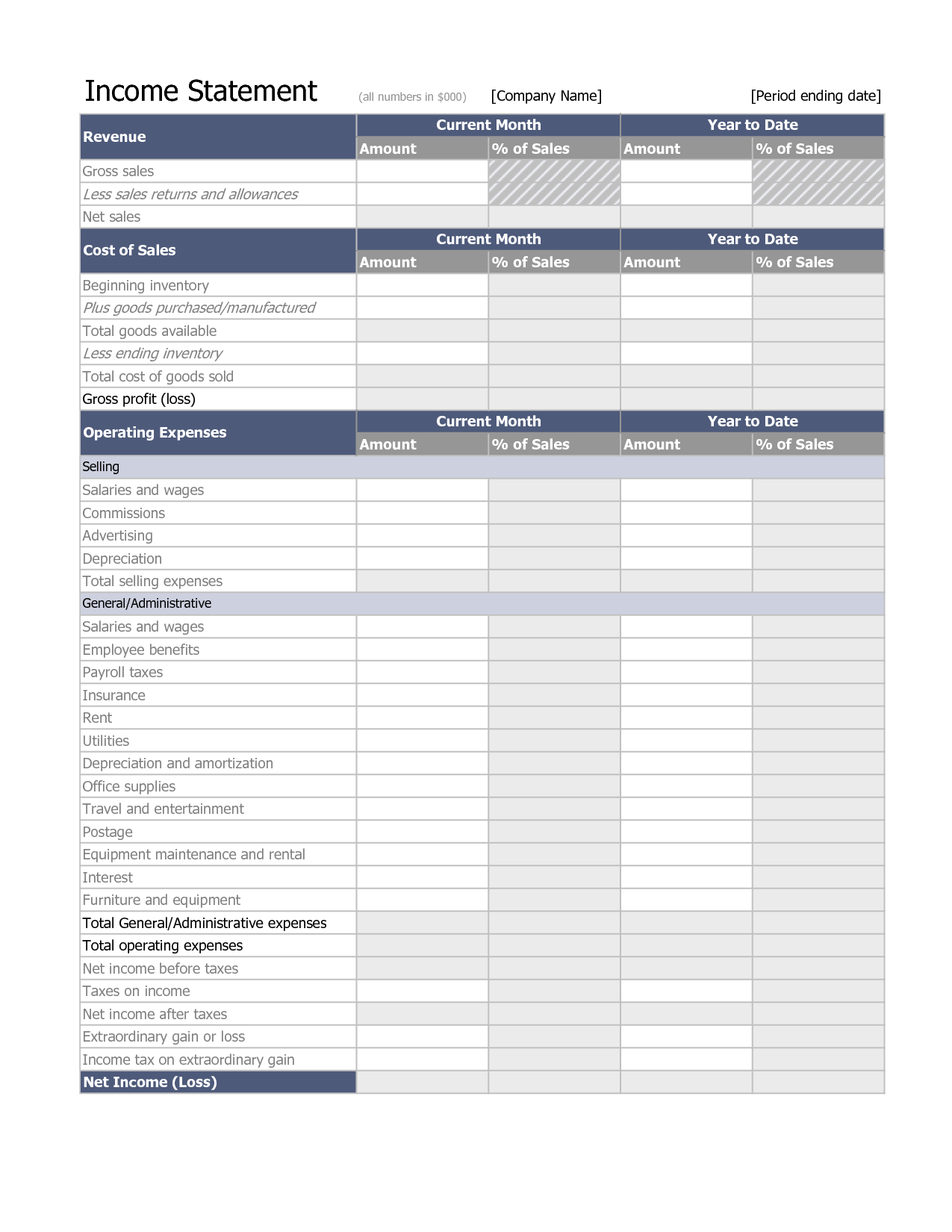 Spreadsheets for Small Business and In E and Expenditure Template for Small Business Business