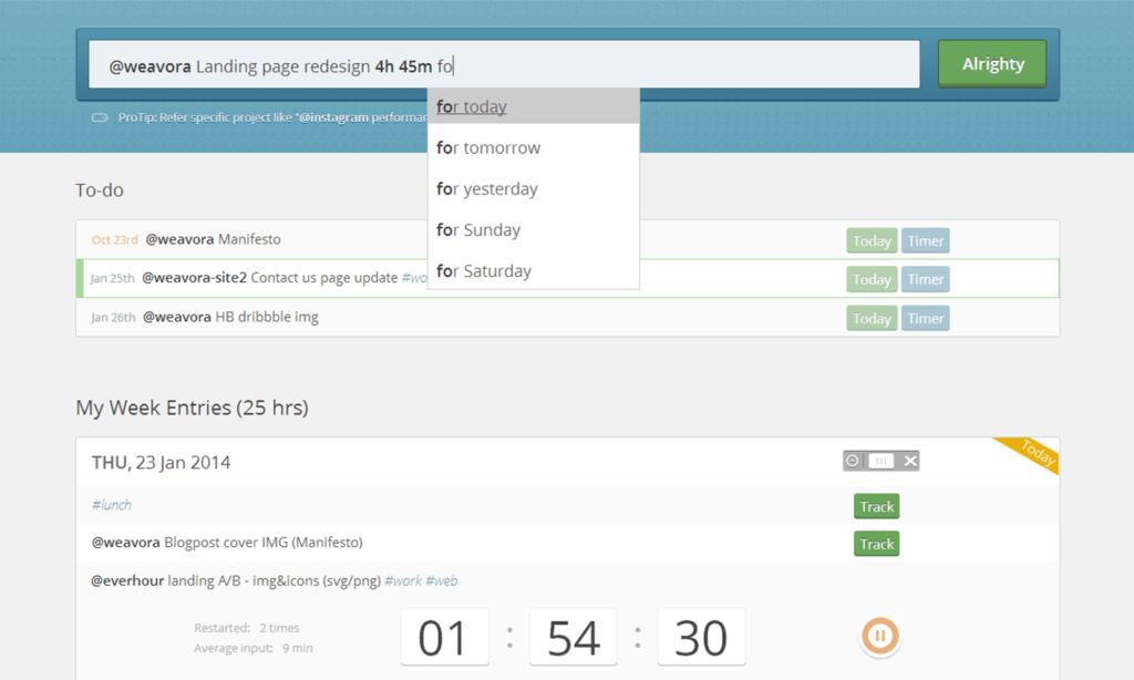Time Tracking Spreadsheet and Factors Your Pany Needs Time Tracking software Cpanel