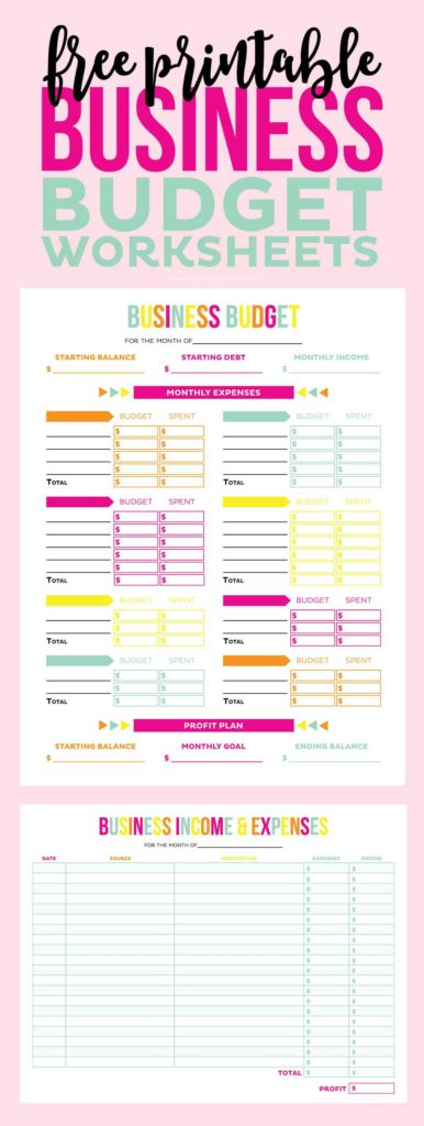 Time Tracking Spreadsheet and Make Tax Time A Little Less so with these Free Printable Business