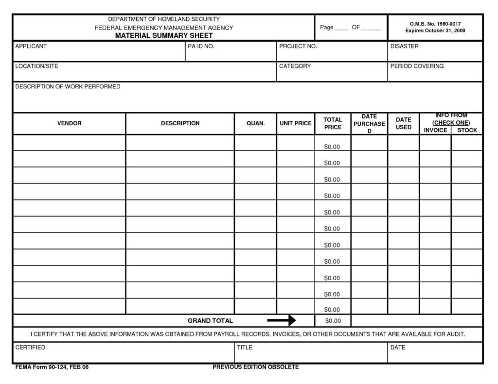 Truck Driver Expense Spreadsheet and Auto Body Repair Estimate forms asepag Spreadsheet
