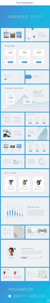 Website Analysis Report Template and 35 Best Free Keynote Template Images On Pinterest Key Power