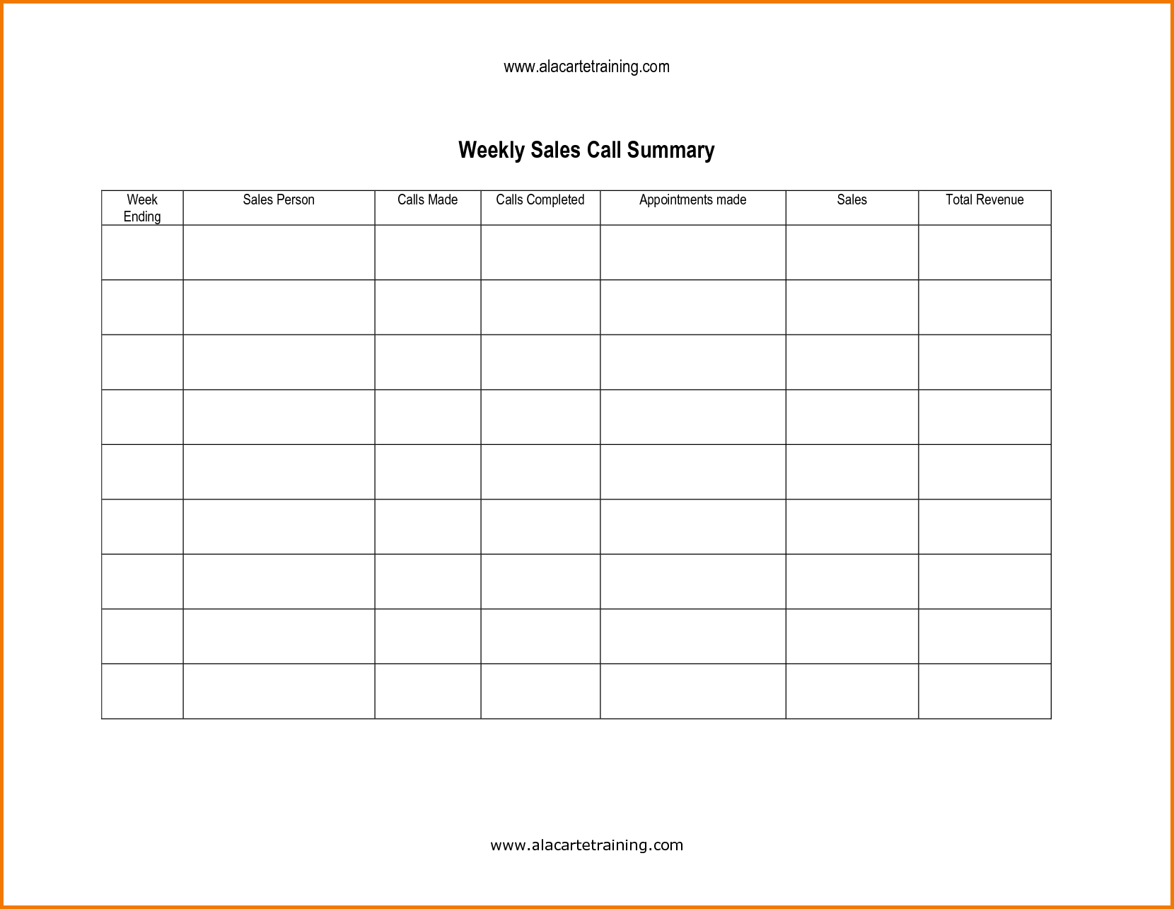 Weekly Expense Report Template and 5 Sales Call Report Template Expense Report