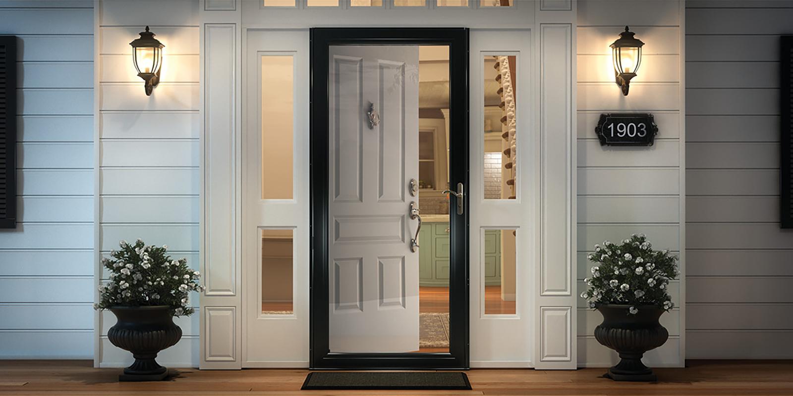 storm doors screen doors tague lumber