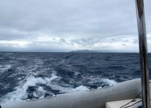 Leaving Cousteau for Namenalala