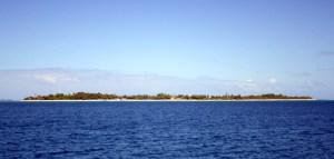 Mystery Island off Aneityum