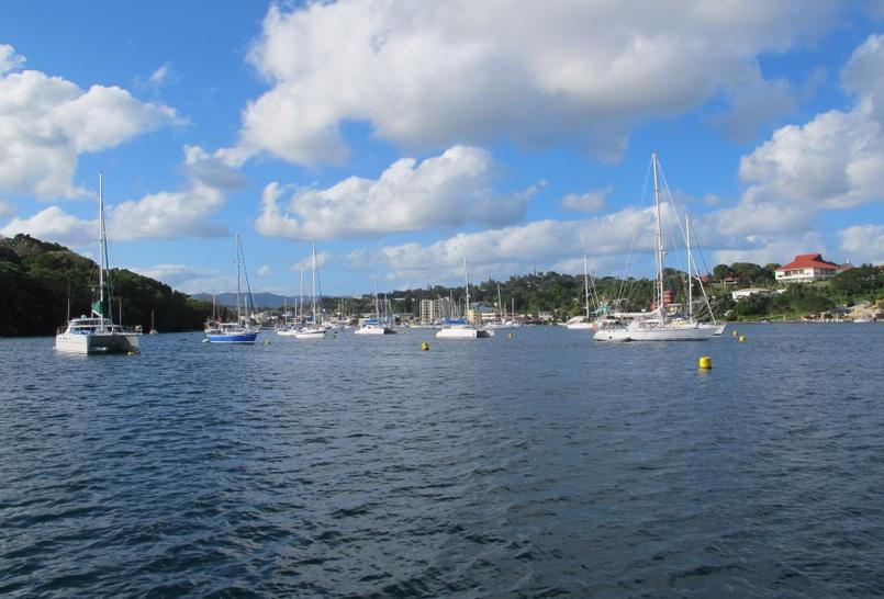 Port Vila in Vanuatu