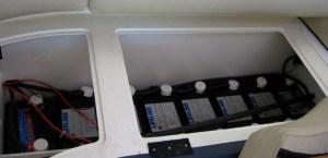 Tahina's existing battery bank