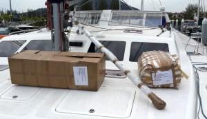New Sails Shipment