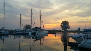 Sunset Admiral Marina