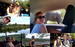 Trisha Safari Fun