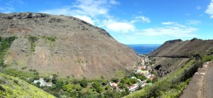 Jamestown, St Helena