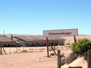 Lolmannskuppe Diamond Ghost Town