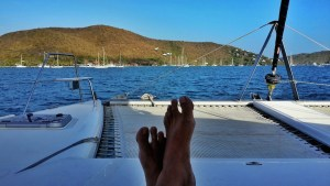 Chillin' in Virgin Gorda