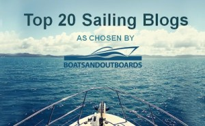 Tahina Top 20 Sailing Blog