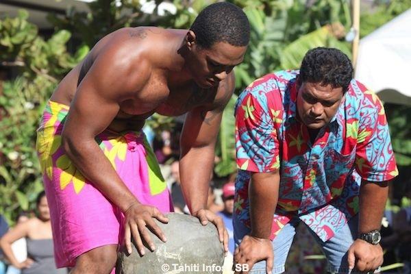 Festival des Sports Traditionnels : Difficile de rivaliser pour nos frères du Pacifique !