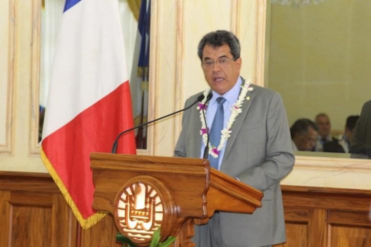 Les leaders polynésiens veulent