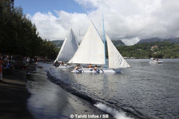 La pirogue à voile a clôturé le Festival des Sports Traditionnels du Pacifique : L'heure du bilan.